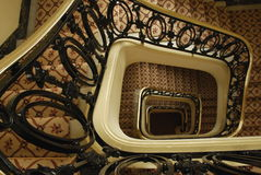Stairways Royalty Free Stock Images