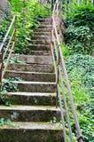 Stairways Royalty Free Stock Photos