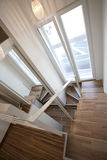 Stairways home interior design Stock Photos