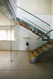 Stairways In Modern House Stock Photography