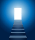 Stairways to heaven Royalty Free Stock Images