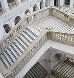 Stairways Warsaw Polytechnic. Royalty Free Stock Photos