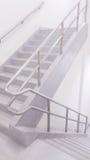 Stairwell στον ανώτερο υπάλληλο Στοκ Φωτογραφία