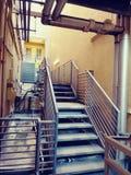 stairwell fotografie stock libere da diritti