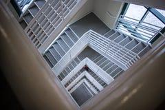 stairwell royaltyfri fotografi