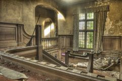 stairwell Στοκ φωτογραφία με δικαίωμα ελεύθερης χρήσης