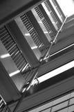 Stairwell Στοκ Εικόνες