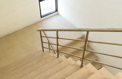stairwell Royaltyfri Bild