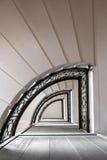 stairwell Imagenes de archivo