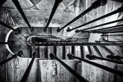 stairwell Foto de archivo libre de regalías