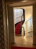 stairwell Стоковое Изображение RF