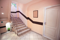 Stairwell Royalty Free Stock Photo