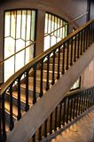 Vista House, Oregon, Stairwell Royalty Free Stock Photography