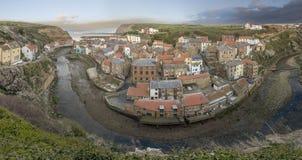 Staithes - βόρειο Γιορκσάιρ Στοκ εικόνα με δικαίωμα ελεύθερης χρήσης