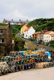 Staithes Immagini Stock