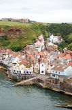 Staithes Stock Photo
