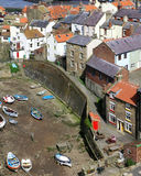 Staithes Village Stock Images