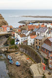 Staithes, Yorkshire del nord Fotografie Stock