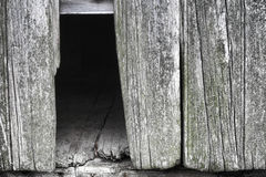 stajni barnwood deska target4308_1_ starego ściennego drewno Zdjęcia Stock