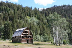 stajni Canada kraj Fotografia Royalty Free