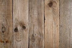 Stajni drewna tło Zdjęcie Royalty Free