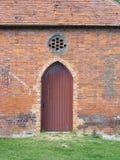 stajni drzwi Zdjęcie Royalty Free