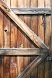 Stajni drzwi Obrazy Stock
