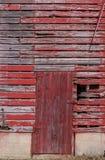 Stajni drzwi i strona Obrazy Stock