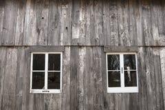 Stajni okno Zdjęcia Royalty Free