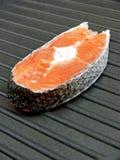 Stake of salmon Royalty Free Stock Photos