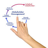 Stakeholder Management Royalty Free Stock Photo