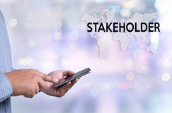 STAKEHOLDER , stakeholder engagement concept , stakeholders, st. Rategy mind map, business , Partner Deal Stakeholder Contributor Shareholder , Business royalty free stock photo