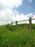 staket 2 Arkivfoton