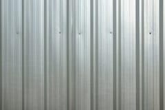 Staket för metallplatta royaltyfri fotografi