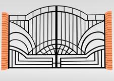 staketjärn Arkivbild