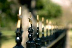 staketmetall Royaltyfri Fotografi
