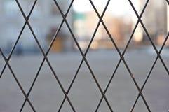 staketmetall Fotografering för Bildbyråer