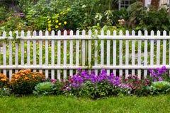 staketposteringwhite Royaltyfria Bilder