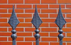 staketprydnad Royaltyfri Foto