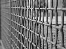 staketspisgallertråd Royaltyfria Bilder