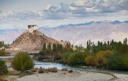 Stakna Monastery Royalty Free Stock Images