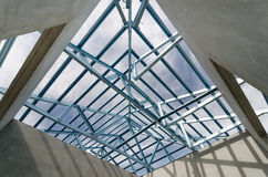 Stal Roof-25 Obraz Royalty Free