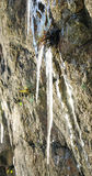 stalactite льда стоковая фотография