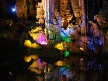 stalactite Arkivbild