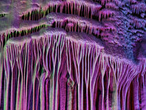 stalactite Royaltyfri Fotografi