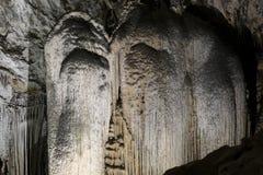Stalactite cave of Arta Majorca Spain Stock Photo
