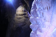 Stalactite cave Stock Photos