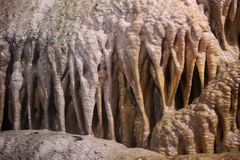 Stalactite cave Royalty Free Stock Images