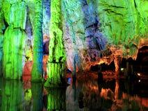 stalactite jiuxiang Стоковая Фотография RF