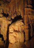 stalactites занавеса стоковые изображения rf